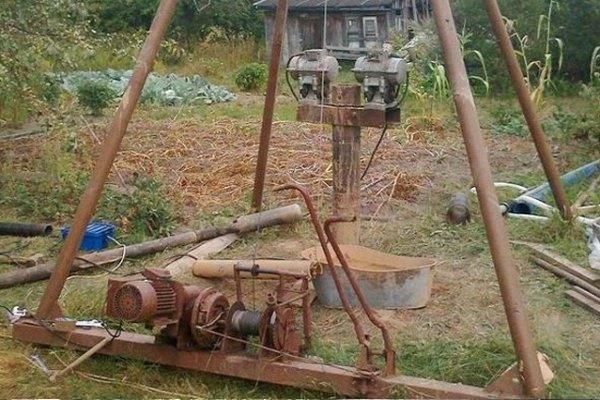 wiercenie studni głębinowej Śląsk